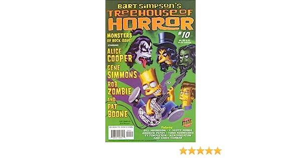 Bart Simpsons Treehouse of Horror #10: Amazon.com: Books