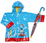 Western Chief Toddler/Little Kid Thomas the Tank Engine Jacket and Umbrella Set