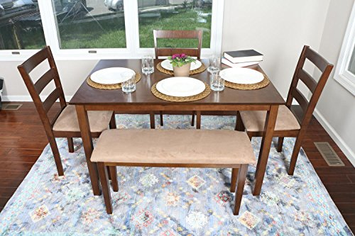 4 person 5 kitchen dining table set 1 table 3
