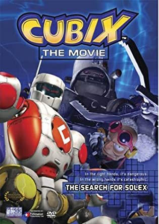 Amazon com: Cubix - The Search for Solex: Artist Not Provided
