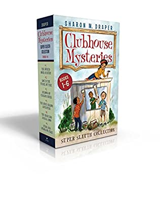book cover of The Clubhouse Mysteries Super Sleuth Collection