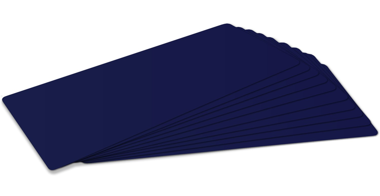RAL 5002 ultramarinblau Planen Reparatur Set Pflaster in 20 Farben XL Set 50 cm x 21 cm 10 Teile