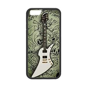 iPhone 6 Plus 5.5 Inch Cell Phone Case Black Carlino Guitar JNR2133454