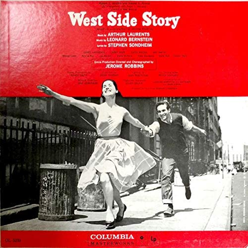 A4 available A2 West Side Story Vintage Movie Poster A3 A1