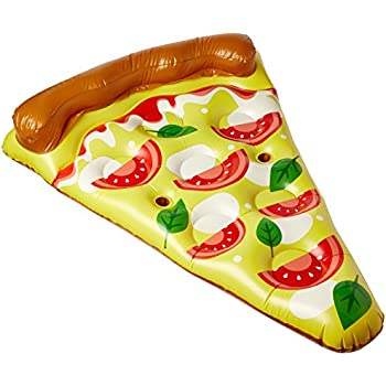 Amazon.com: Sexy Floaties Pizza flotador inflable para ...