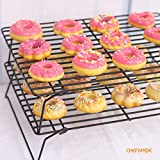 CHEFMADE Baking and Cooling Rack Set, 13.5-Inch