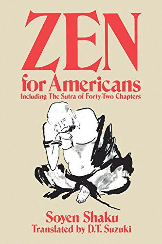 Zen for Americans (Open Court Paperback) (English and Japanese Edition)