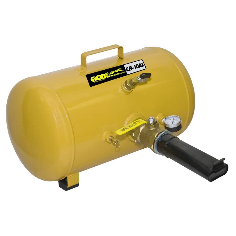 Cheetah Bead Seater - 10 Gallon Aluminum Tank