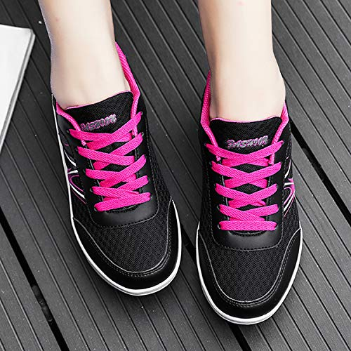Fainyearn レディース 厚底スニーカー 船型底ナースシューズ ダイエットシューズ 姿勢矯正 ダイエット 厚底シューズ 美脚 軽量 レースアップ 看護師 作業靴 歩きやすい 疲れにくい 婦人靴 ウォーキングシューズ