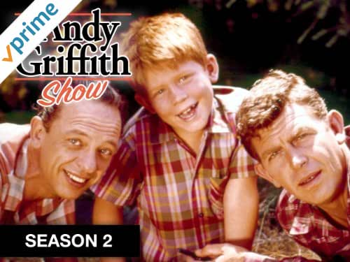 Andy Griffith Show Season 2