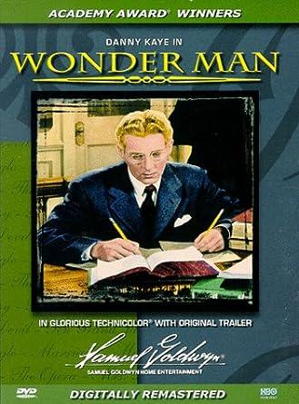 Amazon com: Wonder Man: Danny Kaye, Virginia Mayo, Vera-Ellen
