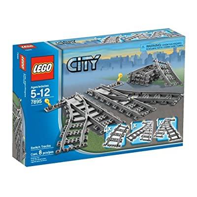 LEGO City Switch Tracks: Toys & Games