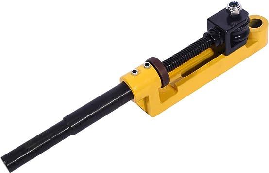 /25/mm Bender Hydraulic avec 7/Dies Heavy Duty Cintreuse hydraulique manuelle professionnelle Pince /à cintrer manuelle acier Manual pipe 10/