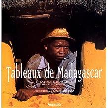 TABLEAUX DE MADAGASCAR