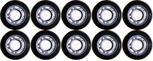 76mm wheels - 6