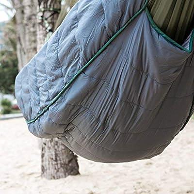 OneTigris Double Hammock Underquilt, Lightweight Camping Underblanket, Warm Hammock Insulation