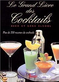 Le Grand Livre des cocktails par Fernando Castellon