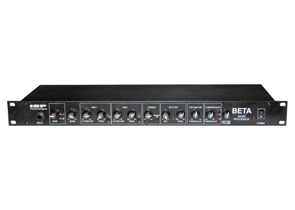 ISP Technologies Beta Bass Preamplifier
