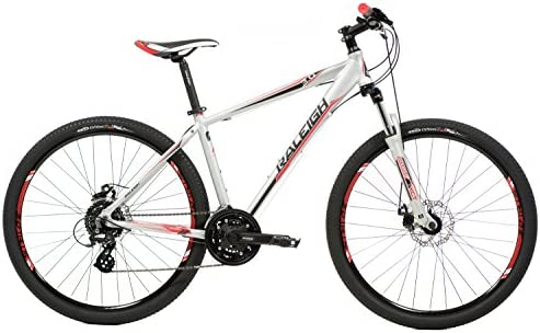 Raleigh Talus 3.0 - Bicicleta de montaña Enduro, Color Plateado ...