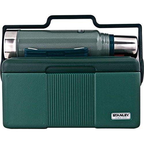 Stanley 7QT Heritage Cooler with Classic 1.1QT Vacuum Bottle,10-01026-005 -