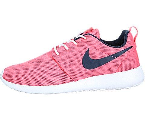 1d96083ae060 Galleon - Nike Women s Roshe One Sea Coral Obsidian White Running Shoe 6  Women US