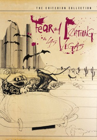 Fear and Loathing in Las Vegas (The Criterion - Fear Johnny Las And Depp Loathing Vegas