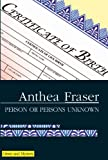 Person or Persons Unknown (A Rona Parish Mystery)