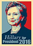 """Hillary for President 2016"" Presidential Candidate 18x24 - Vinyl Print Poster"