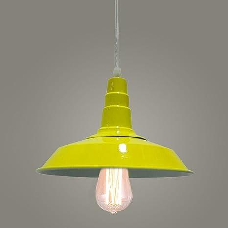 BAYCHEER Retro Vintage lámpara colgante techo la Industria araña lámpara de techo metal Casquillo E27 Regulable Para Cocina Comedor Dormitorio ...