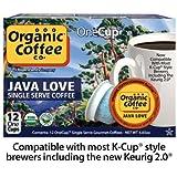 San Francisco Bay Organic Coffee OneCup 72 ct. Java Love