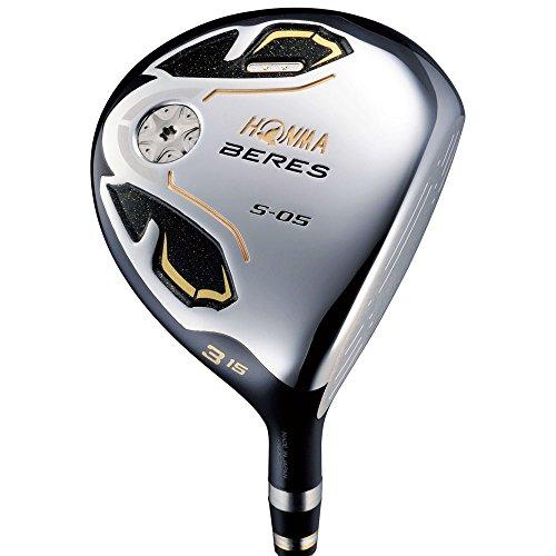 ホンマゴルフ(ホンマゴルフ) BERES(ベレス) S-05 フェアウェイウッド 4S (#3 ロフト15度) カーボンシャフト ARMRQ 48