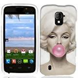 For ZTE Majesty Source The Beauty Case Cover