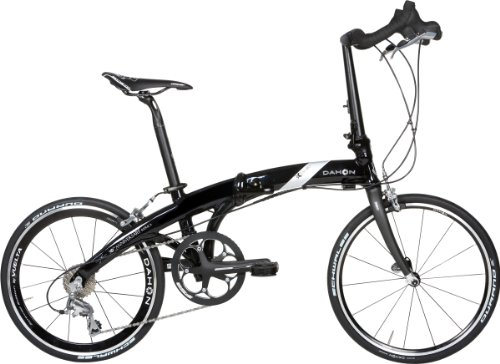 Dahon Anniversary Replica Stellar Folding Bike Bicycle Black