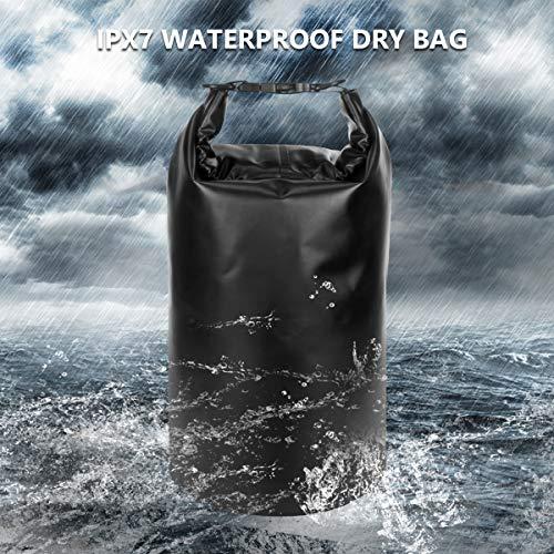 YongLin Dry Bag Waterproof Dry Sports Bag -10L Roll Top Floating Dry Bag Sack Floating Beach Swimming Camping Hiking Fishing Kayaking Rafting Boating