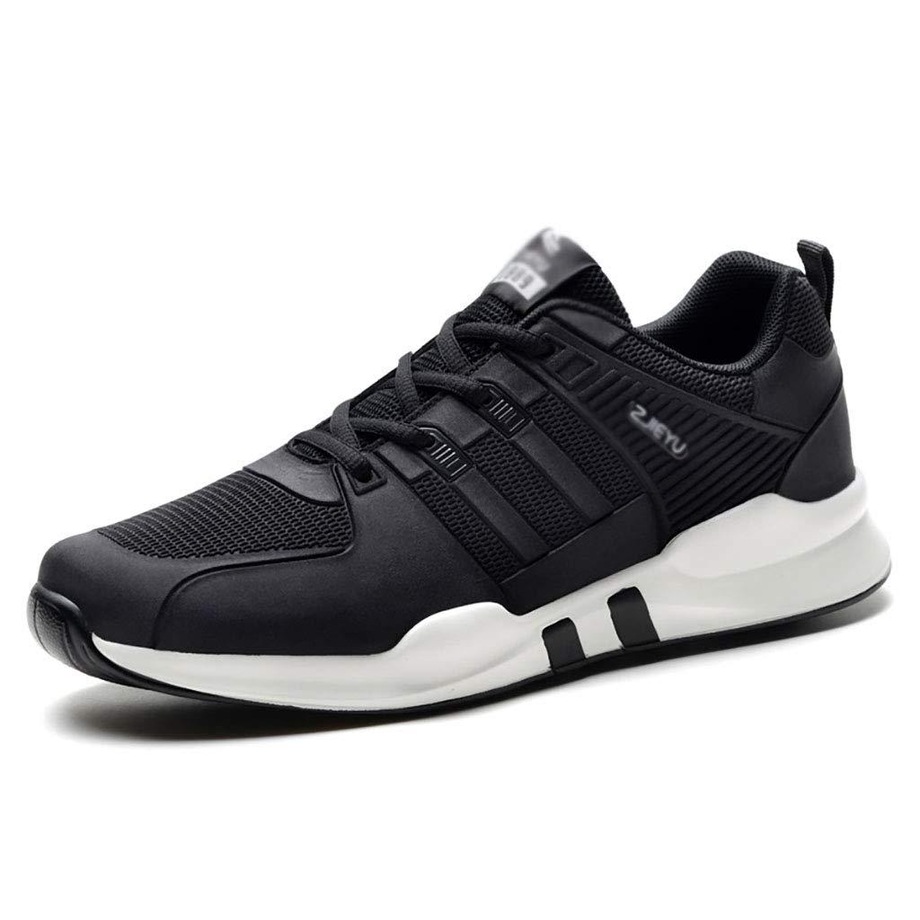A ZYFA Casual skor skor skor Obligatoriska skor med slitna skor med maskor som kan andas med platt gummisnoddsko (färg  C, Storlek  42)  billig och högsta kvalitet