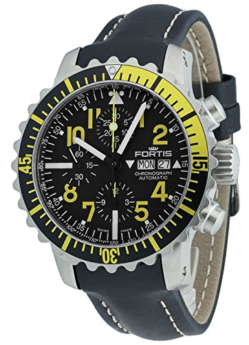 Fortis Marinemaster Chronograph Automatic Mens Watch 671.24.14 L01