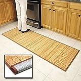 Bamboo Floor Mat 24u0027u0027 ...