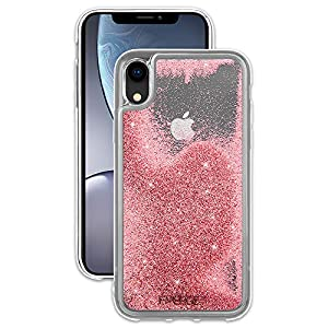 EMERGE SHIMMER iPhone XR Glitter Cell Phone Case – Sparkle Effect Clear