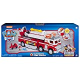 PAW Patrol - Ultimate Rescue Fire Truck with Extendable 2 ft. Tall Ladder, for Ages 3 and Up