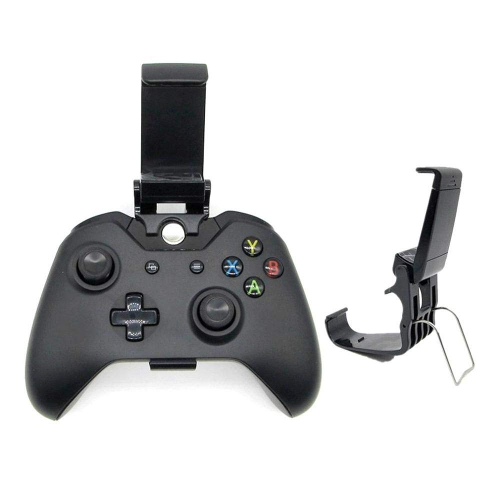 Huawei for Xbox One Controller Clamp Phone Mount Bracket for Xbox One Controller for Samsung for iPhone Sony Womdee for Xbox One Controller Mobile Phone Clip Holder