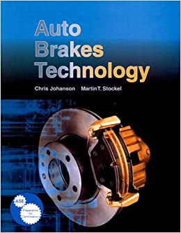 Book Auto Brakes Technology