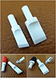 2 Pcs HRA90 Nano Ceramic Swivel Knife Blade leather Craft Fillgree Tool Kit Set