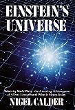 Einstein's Universe, Albert Einstein and Nigel Stuart Calder, 0517385708