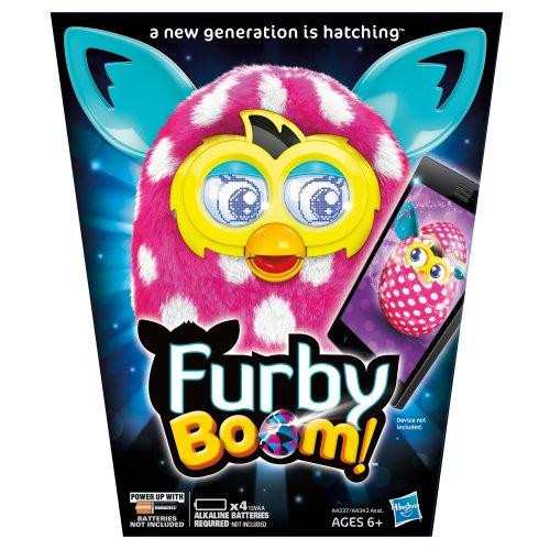 Review Furby Boom Figure (Polka