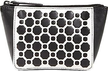 Vera Bradley Laser-Cut Cosmetic Bag