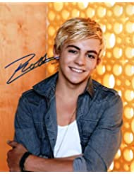 Ross Lynch of R5 reprint signed solo photo #2 Austin & Ally