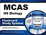 By MCAS Exam Secrets Test Prep Team MCAS HS Biology Flashcard Study System: MCAS Test Practice Questions & Exam Review for the Massachus [Cards]