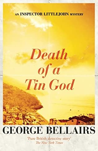 book cover of Death Of A Tin God