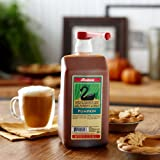 Fontana 63-oz. Pumpkin Sauce Flavored Syrup for Pumpkin Latte with Pump Sold By Starbucks Food Service Half Galon Gallon