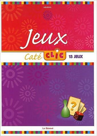 Cate clic - livre jeux (Catéchèse ADER Carcassonne): Amazon.es: Clément, Marie-France, Clatot, Brigitte: Libros en idiomas extranjeros